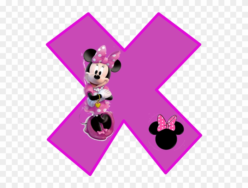Minnie Mouse Head Clipart with Purple Bows — Printable Treats.com