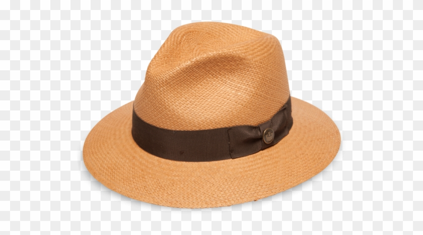 49df71b69 Mix Up Your Straw Hat Collection With An Unique Caramel - Fedora, HD ...