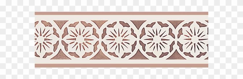 Stencils Border Stencil Victorian Royal Design Studio - Newport