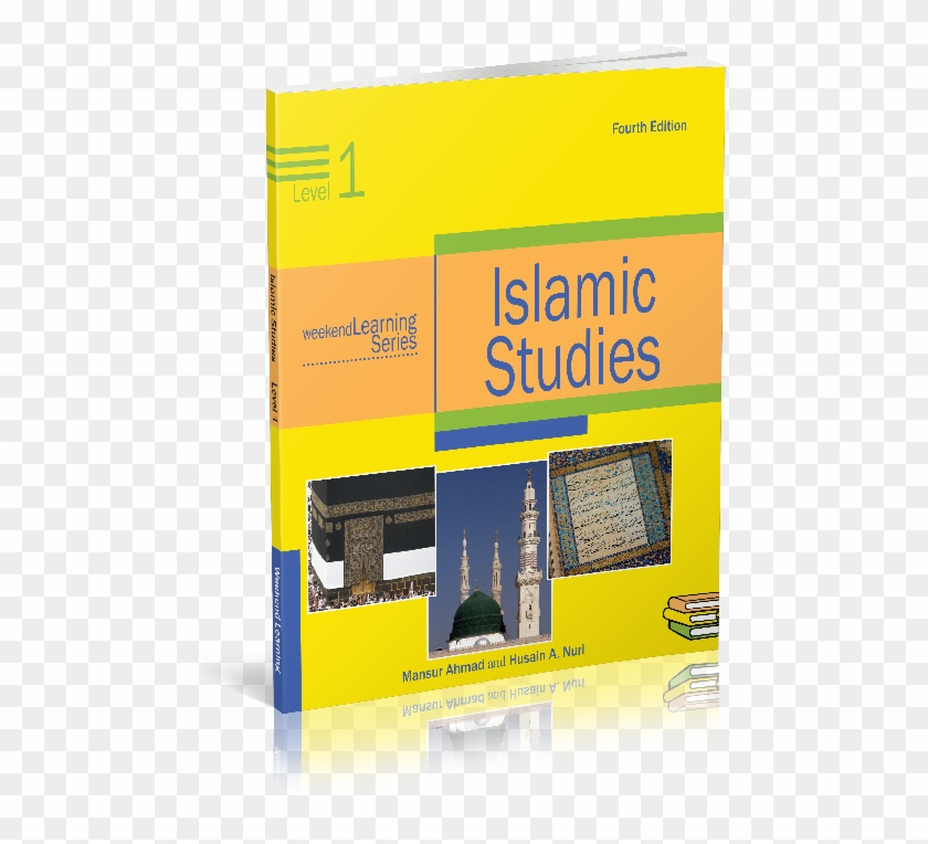 Book Spine Png , Png Download - Islamic Studies Level 1