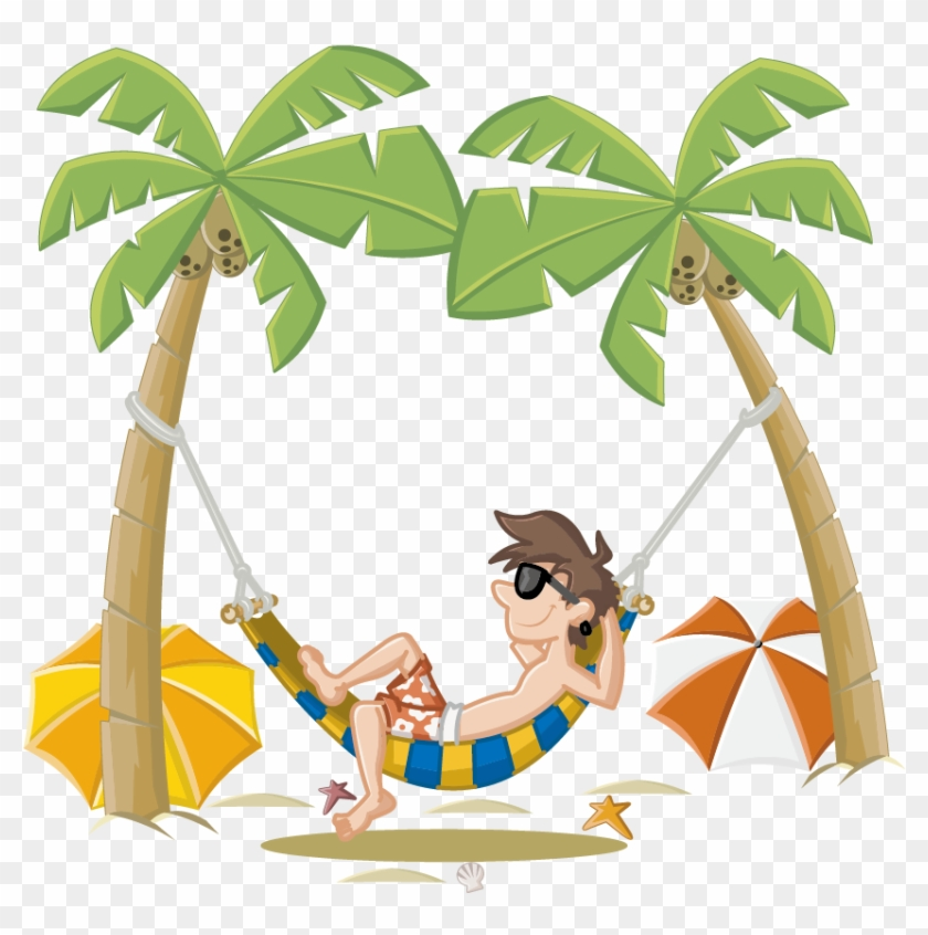 Summer Holiday Beach Cartoon Free Photo Png Clipart ...