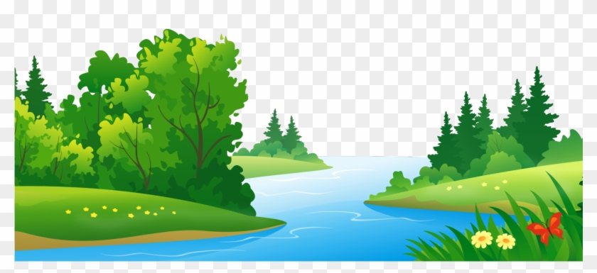 Transparent Nature Background Png, Png Download - 1440x900