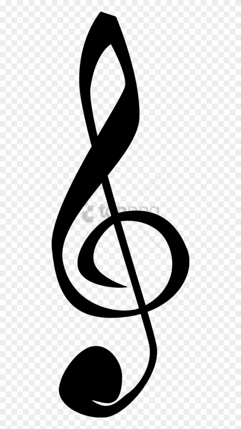 Free Png Music Notes Png Clipart Png Image With Transparent Letra De Musica Simbolo Png Download 480x1410 2407420 Pngfind