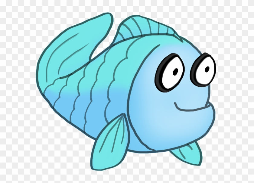 Cartoon Fish Png Cartoon Transparent Background Cute Fish Clipart Png Png Download 760x586 2433040 Pngfind