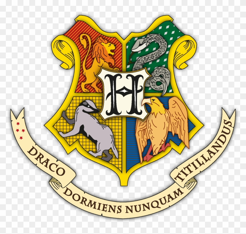 Hogwarts Logo Hogwarts School Of Witchcraft And Wizardry Hd Png