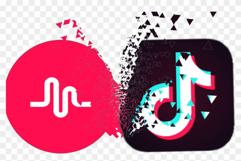 Musical Ly Tiktok Sticker Musical Ly Hd Png Download 1024x734 2448571 Pngfind