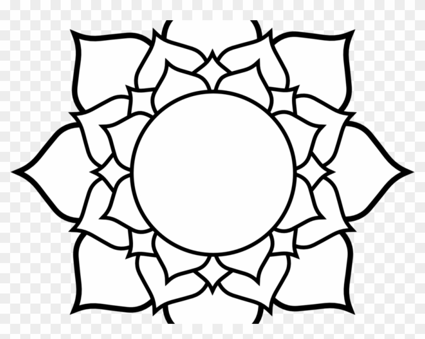 Lotus Flower Hinduism Symbol Hd Png Download 1024x7682451922
