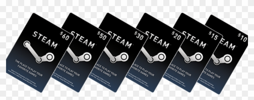 Free Steam Game Keys - All Steam Gift Cards, HD Png Download