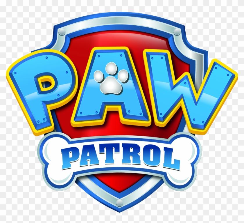 paw patrol logo  free paw patrol logo hd png download