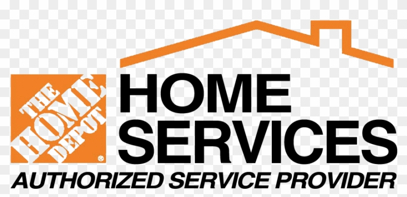 Home Depot Service Provider Home Depot Home Services Logo Png