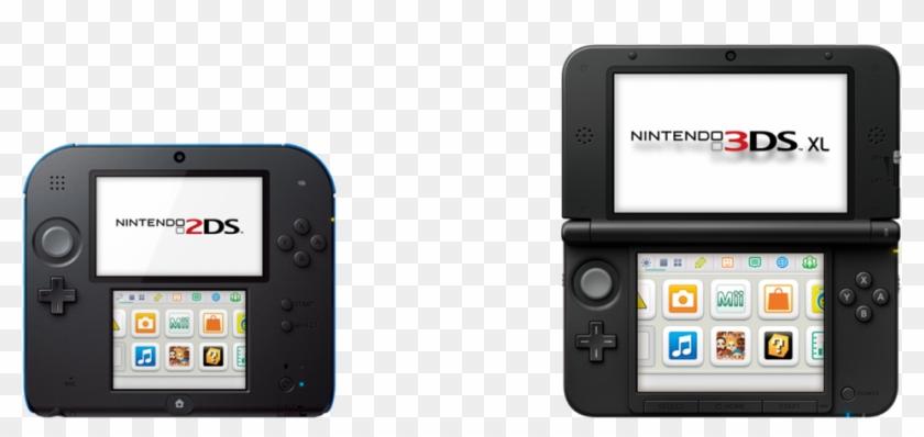 Ci16 Parentssection Hardware Nintendo3dsand2ds - Nintendo