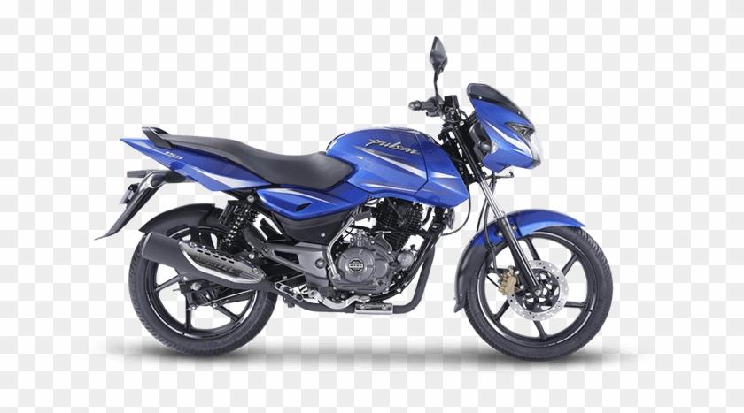 Bajaj Pulsar - Bajaj Pulsar 150 Blue, HD Png Download - 700x455
