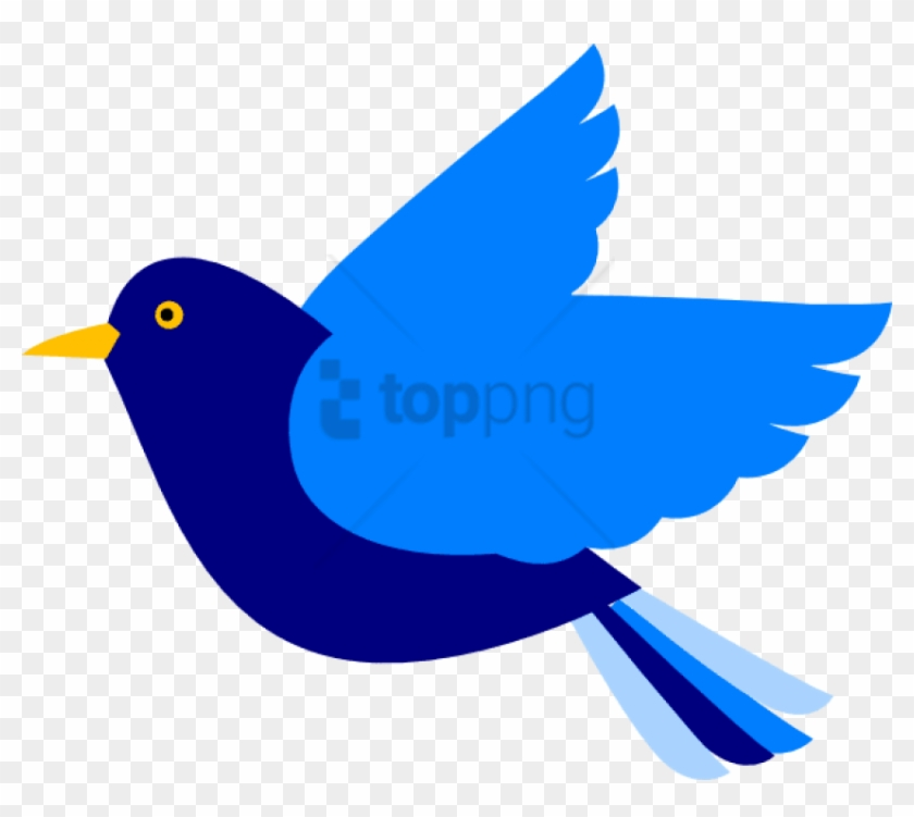 Free Png Blue Bird Png Image With Transparent Background