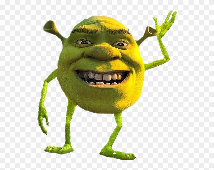 Mike Wazowski Shrek Hd Png Download 548x588 2523354 Pngfind