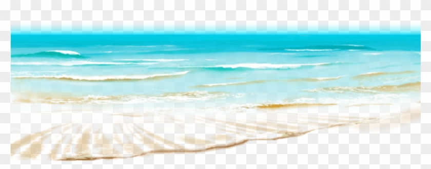 Ocean transparent background. Beach png sea clipart
