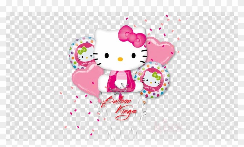Hello Kitty Happy Birthday Clip Art N3 Free Image
