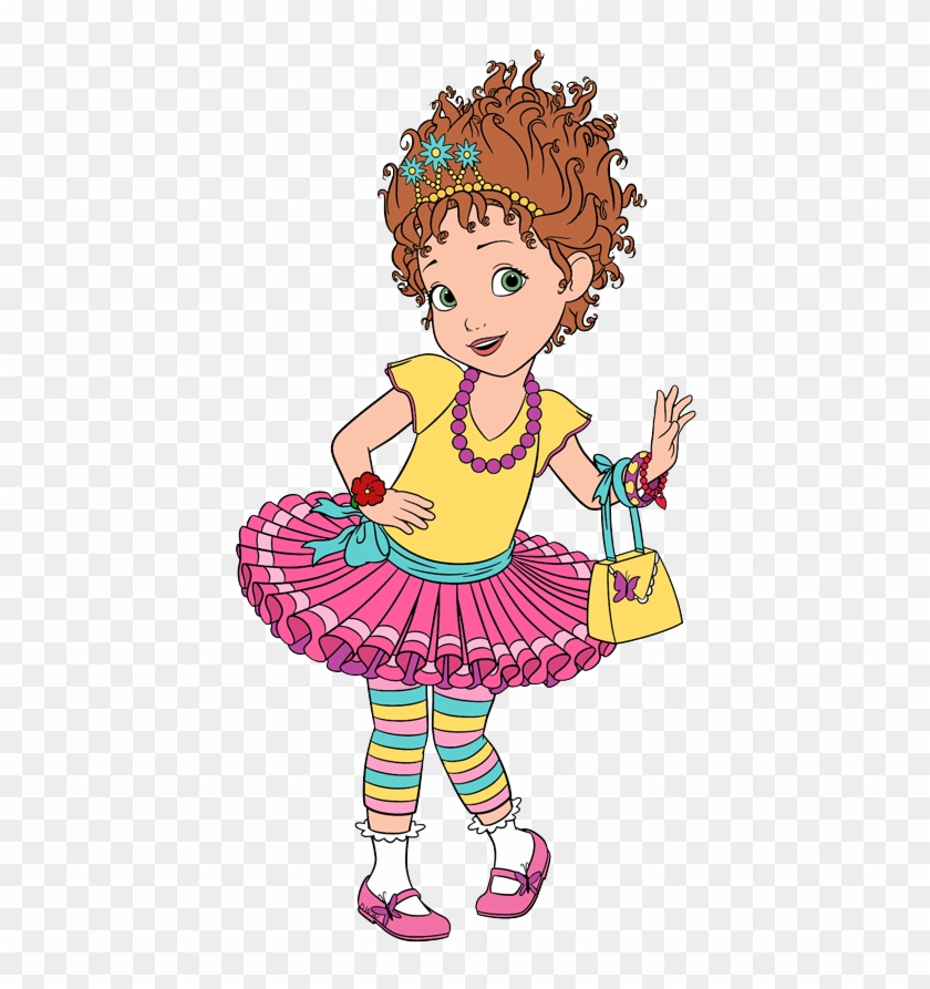 Clip Art Images Fancy Nancy Clancy Png Transparent Png 422x813 2541850 Pngfind