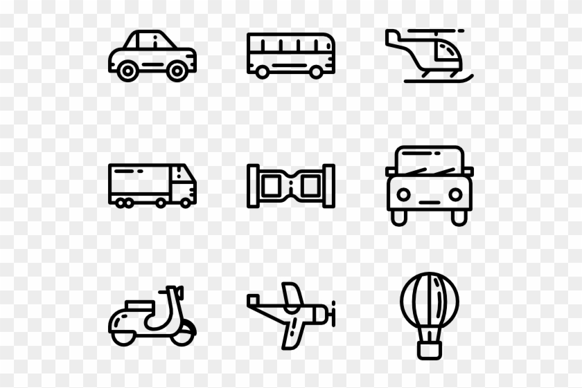 Vector Car Icons Resume Silhouette Free Download At Car Icon Line Art Hd Png Download 600x564 2552634 Pngfind