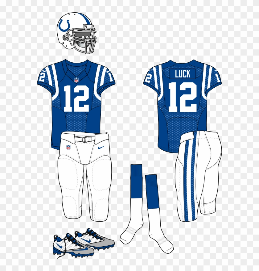 Altered Nike Template Nfl Uniforms Template Hd Png Download
