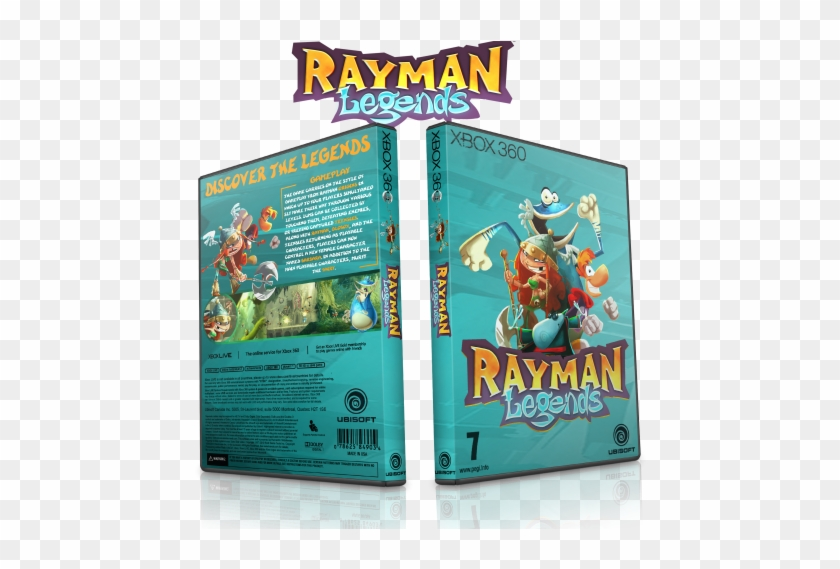 rayman legends xbox 360 free download