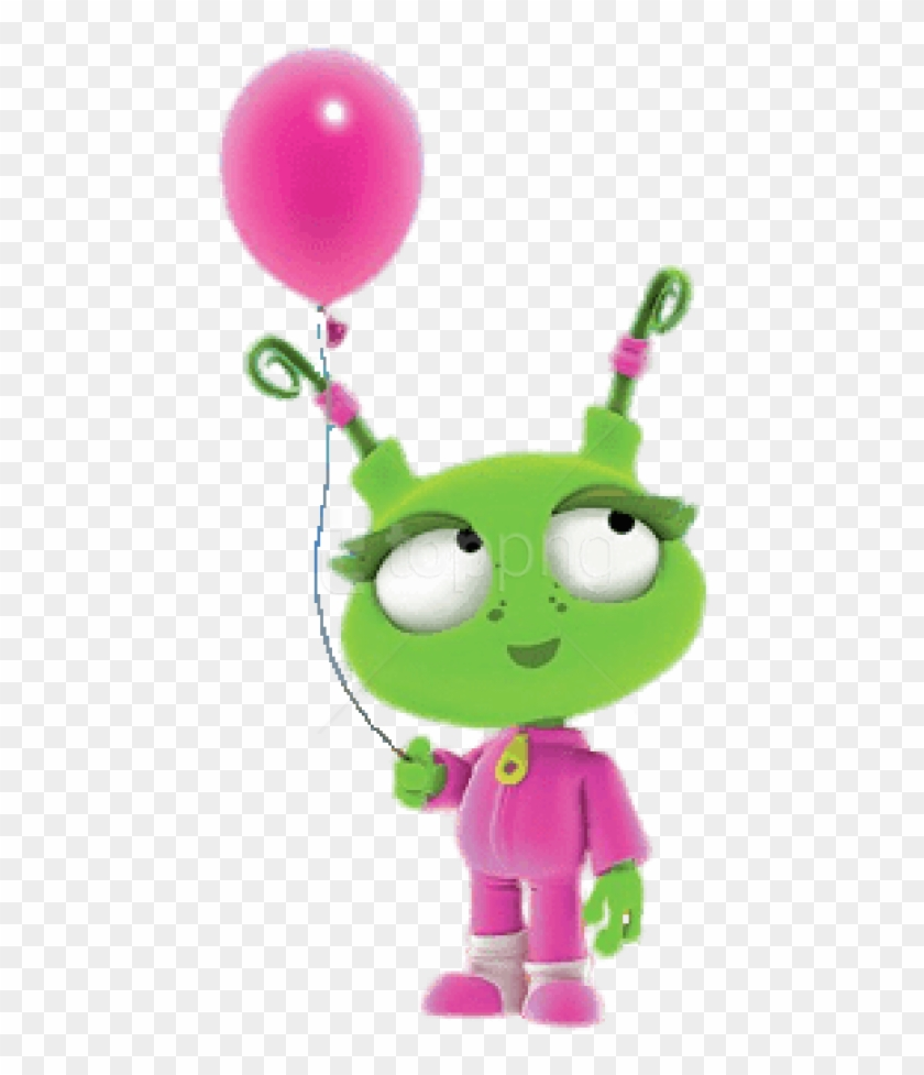 Free Download Ema Holding A Pink Balloon Clipart Rob