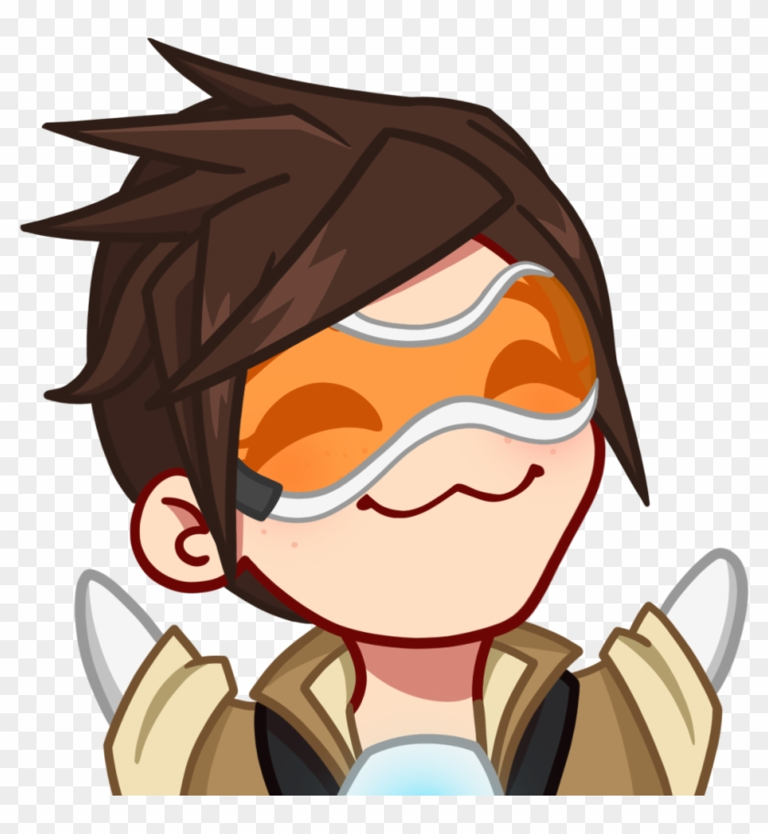 Transparent Emotes Overwatch Transparent & Png Clipart