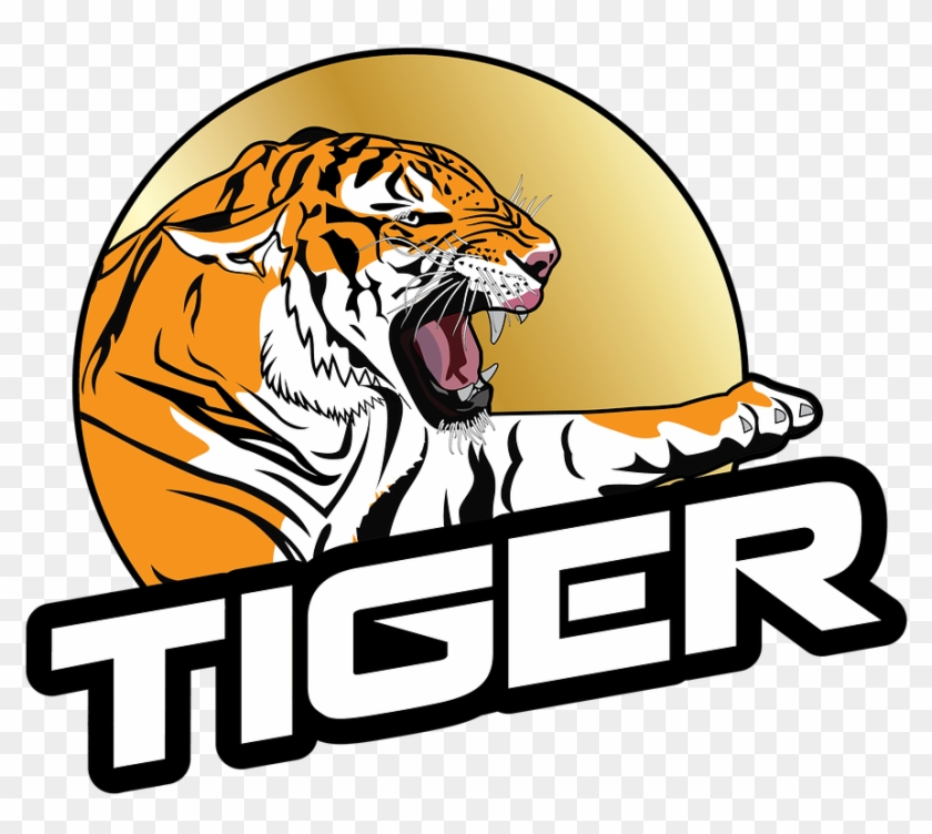 tiger roaring right animal png image logo tiger png hd transparent png 1280x904 2586470 pngfind tiger roaring right animal png image