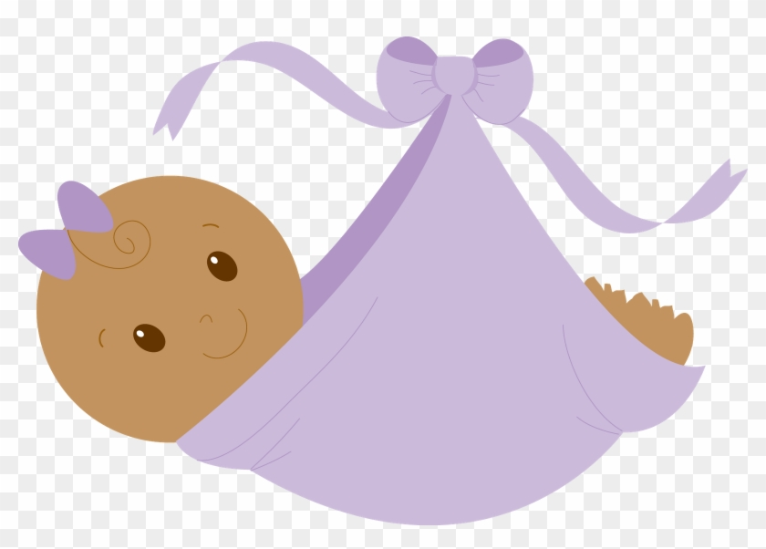 Its A Girl Clipart Purple Baby Shower Clipart Hd Png Download 1600x1072 2596692 Pngfind