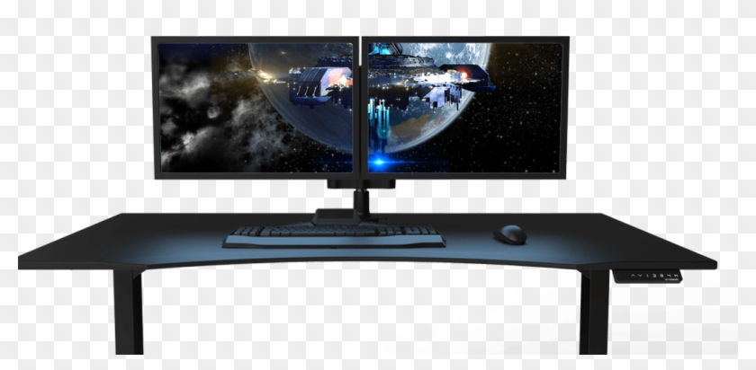 huge discount c80d3 2bd87 Fancy Gaming Computer Desk Gaming Desk Evodesk - Set Up ...
