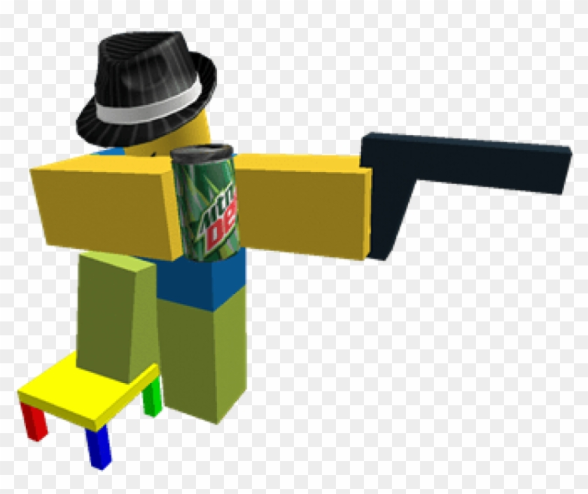 Free Png Download Roblox Dabbing Png Images Background Mlg Noob