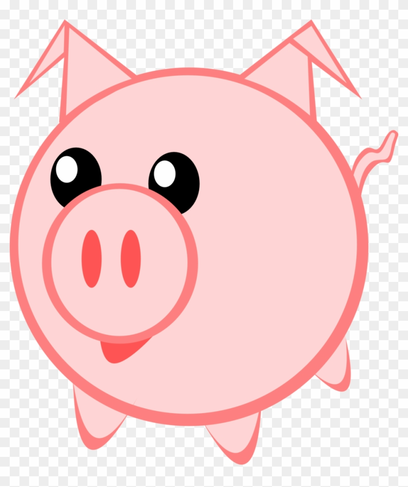 Pig transparent background. Cute face images download
