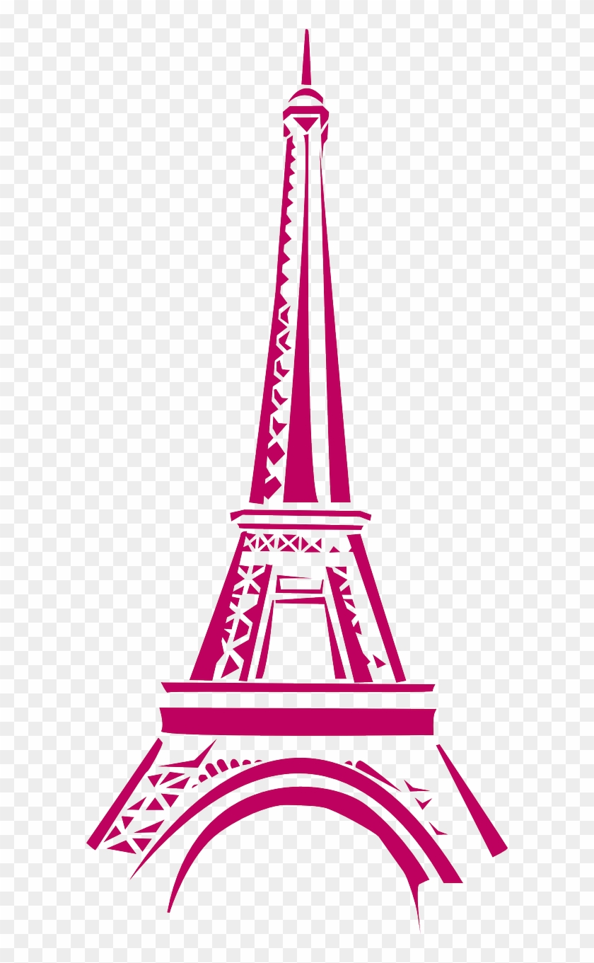 Eiffel Tower Eiffel Tower Paris Png Image Eiffel Tower Clip Art Transparent Png 640x1280 2601149 Pngfind