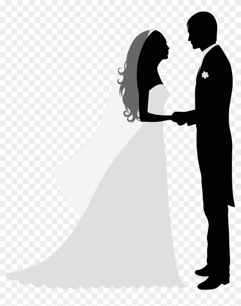 Wedding Invitation Bridegroom Decorated Bride Transprent Clip Art