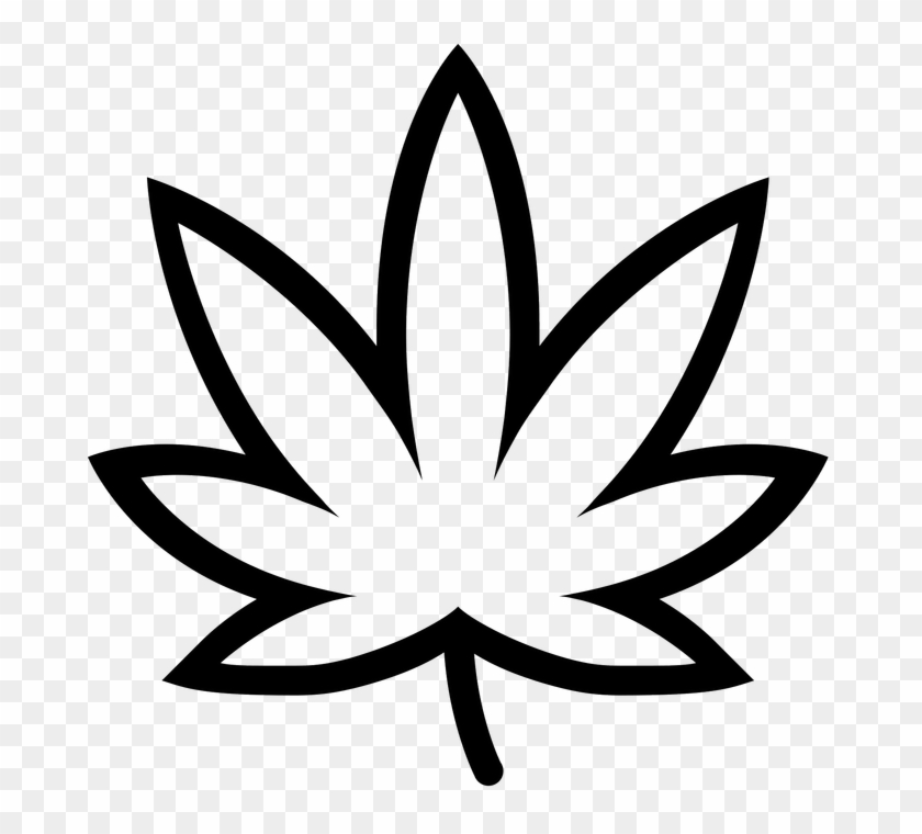 Pot Leaf Outline Png Cannabis Leaf Outline Png Transparent Png 680x680 2615096 Pngfind All black outline black filled multicolor. pot leaf outline png cannabis leaf