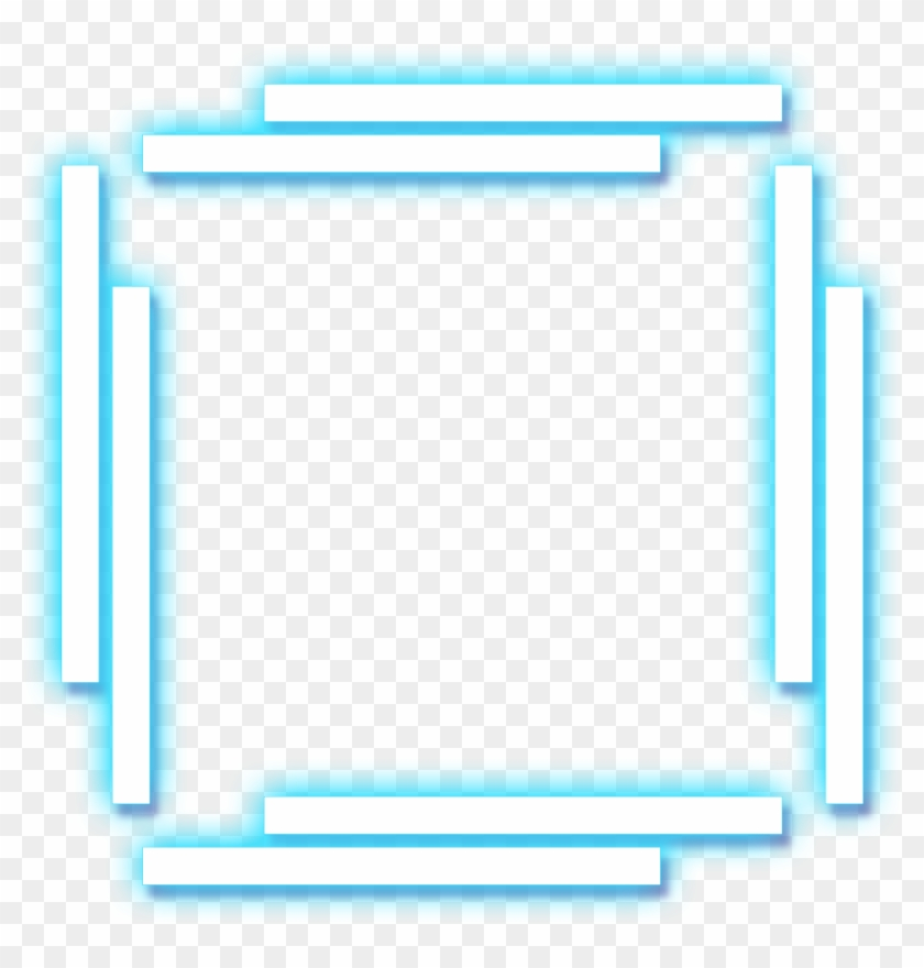 neon #square #lines #line #glow #light #frame # - Light, HD