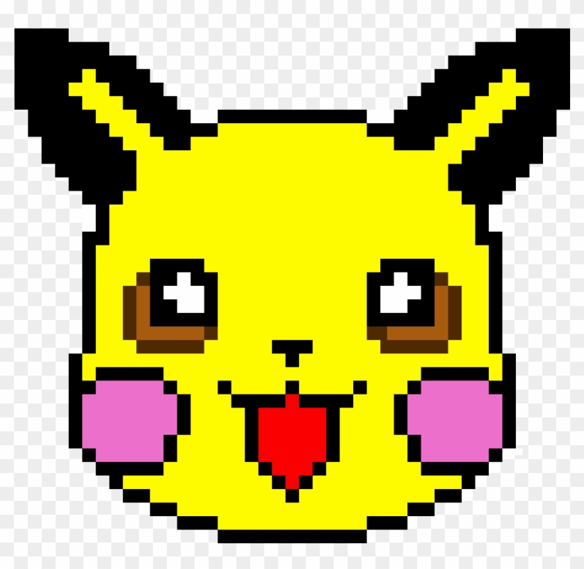 Pichu Pokemon Pikachu Pixel Art Hd Png Download 1200x1200 2624205 Pngfind