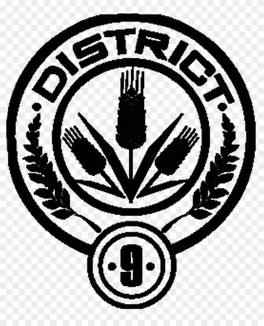 Thehungergames Hungergames District District9 The Hunger