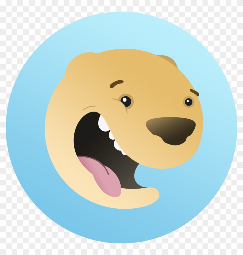 Slurp Bot For Telegram - Cartoon, HD Png Download - 1323x1323