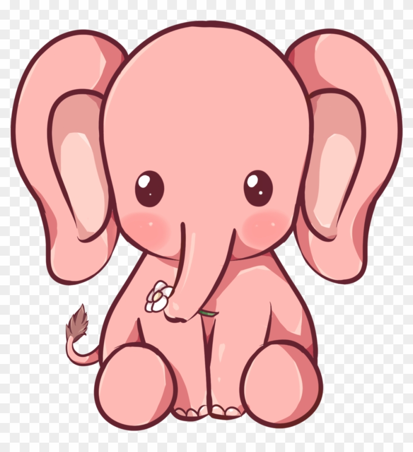 Drawing Elephants Kawaii Cute Pink Elephant Hd Png Download 1024x1024 2662165 Pngfind Thousands of new elephant png image resources are added every day. cute pink elephant hd png download