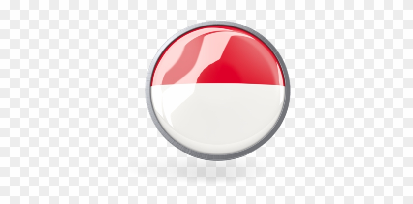 Illustration Of Flag Of Indonesia Circle Hd Png Download 640x480 2662953 Pngfind