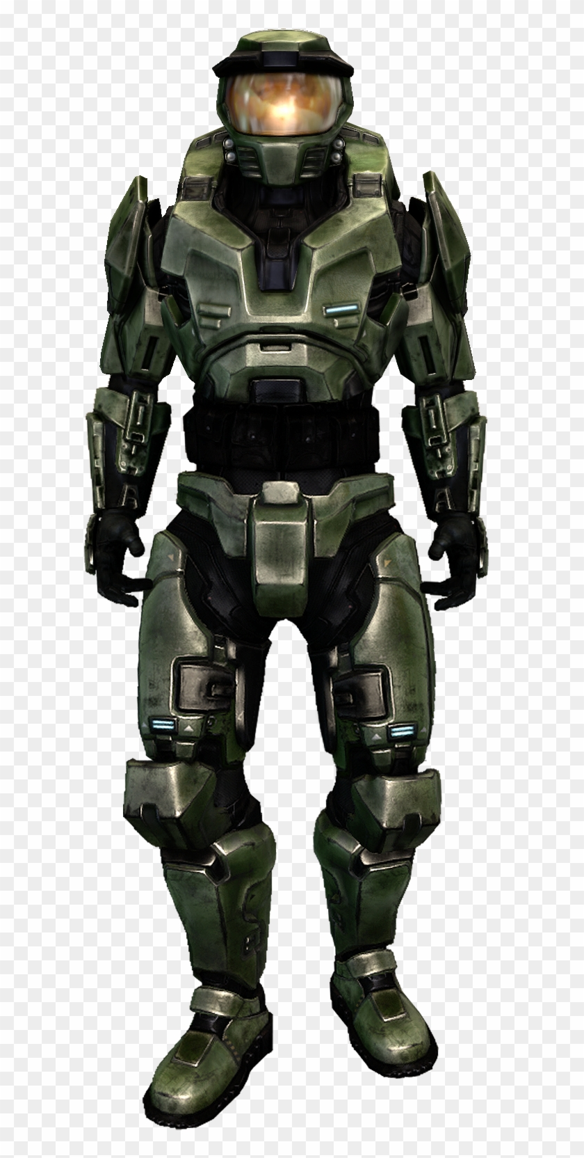Mjolnir Powered Assault Armor Mark V Halo Anniversary Master