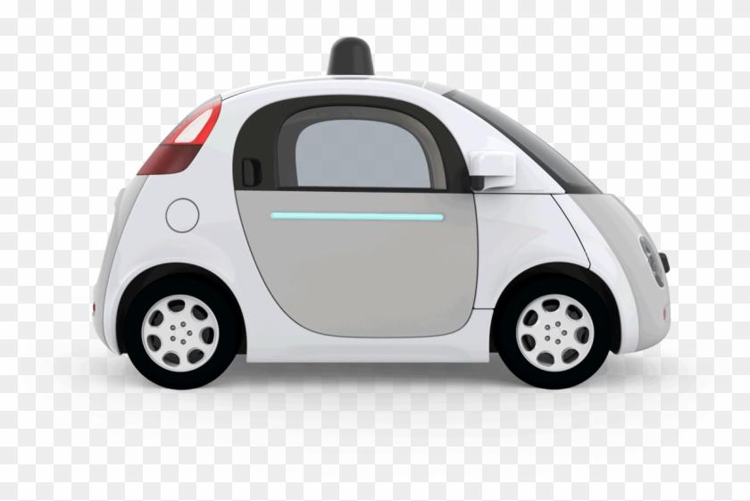 Google Self Driving Car Project Driverless Car Clip Art Hd Png