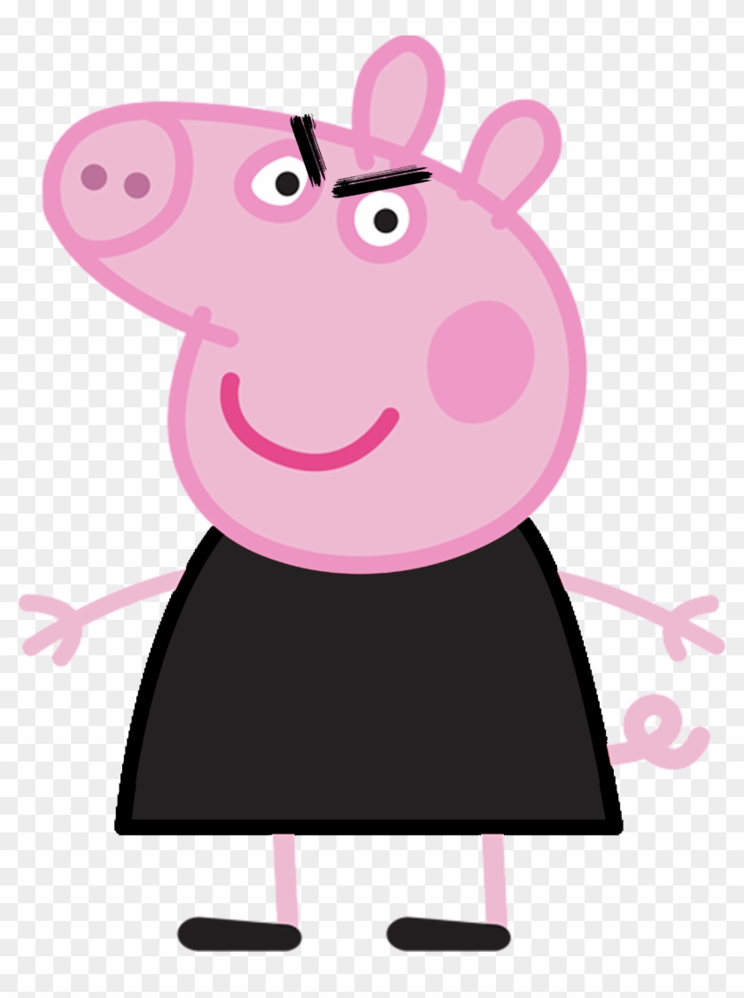 Princessnomy Images Evil Peppa Hd Wallpaper And Background