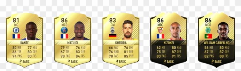 Los Mejores Mediocentros De Fifa 17 Ultimate Team ...
