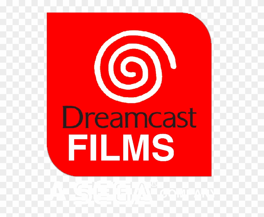 Dreamcast Films Logo - Sega Dreamcast, HD Png Download