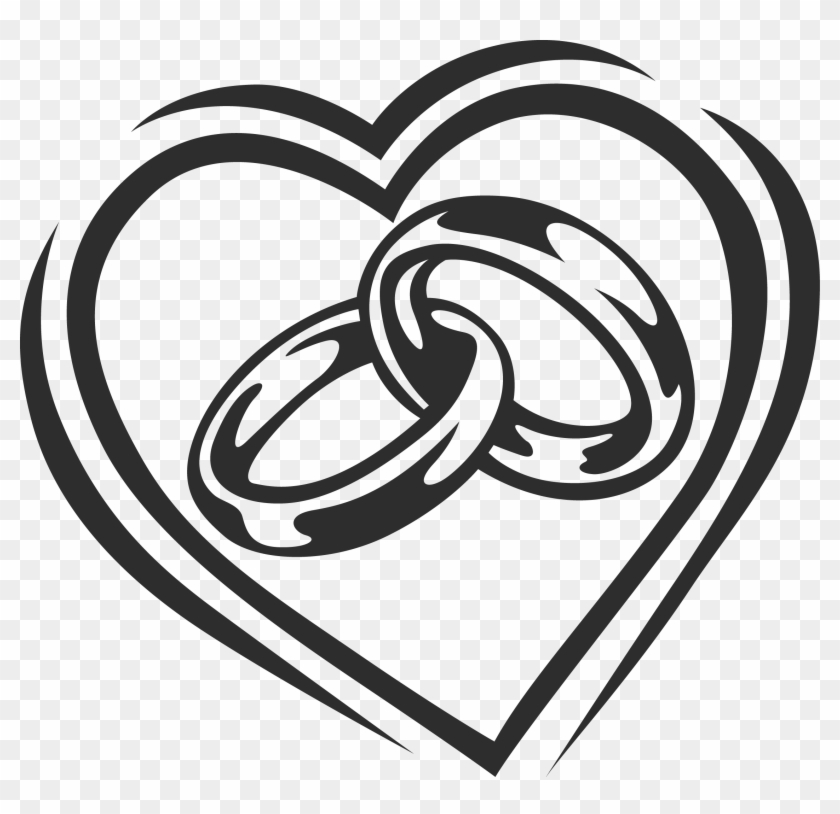Rings At Getdrawings Com Free For Personal Wedding Ring Vector Art Hd Png Download 2261x2085 271305 Pngfind