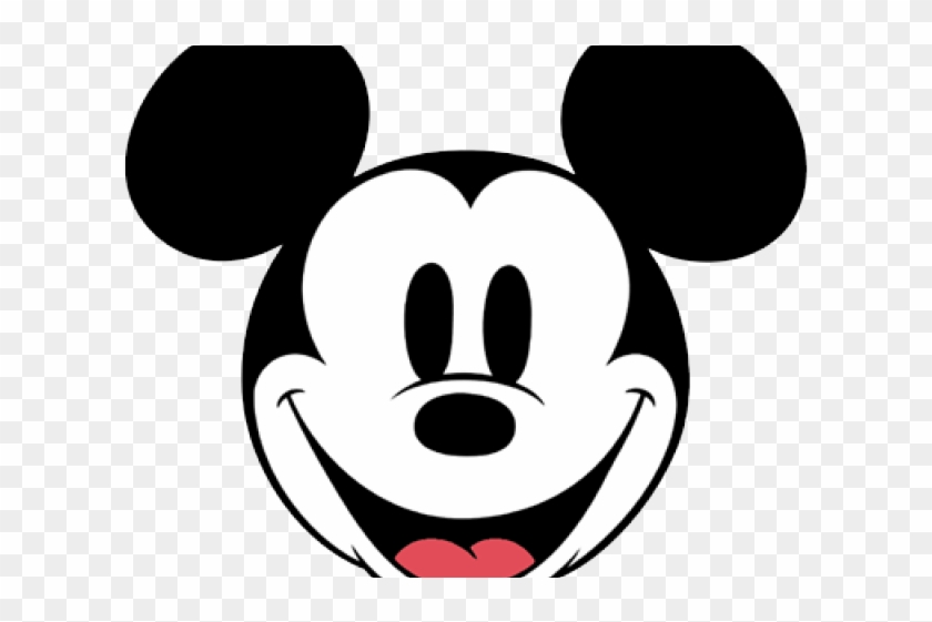Mickey Mouse Face Png Transparent Png 640x480 274754 Pngfind