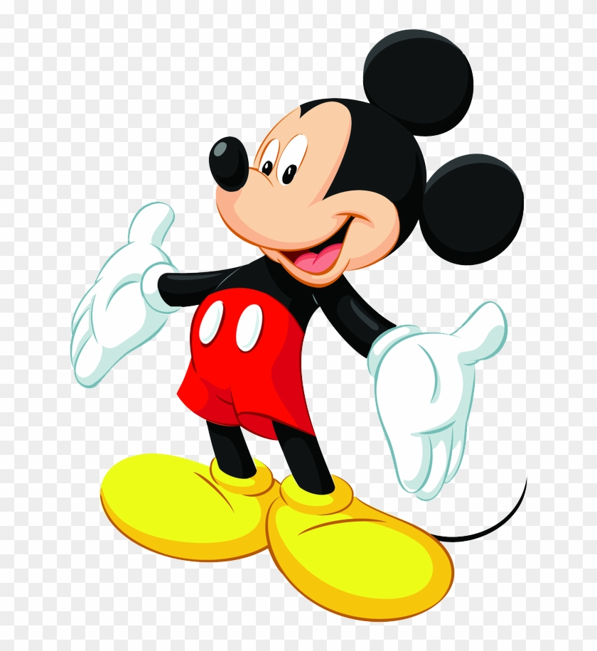 Mickey Translucent Clipart Mickey Mouse Hd Png Download
