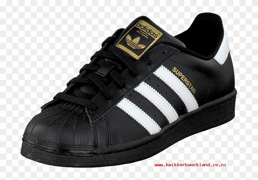 adidas superstar foundation zwart junior