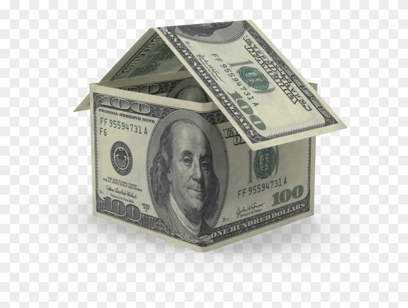 Bill Clipart Money Dollar With No Face Free Transparent - 100 Dollar Bill,  HD Png Download , Transparent Png Image - PNGitem